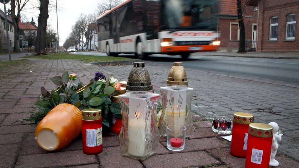 Niedersachsen: Trauer in Stolzenau