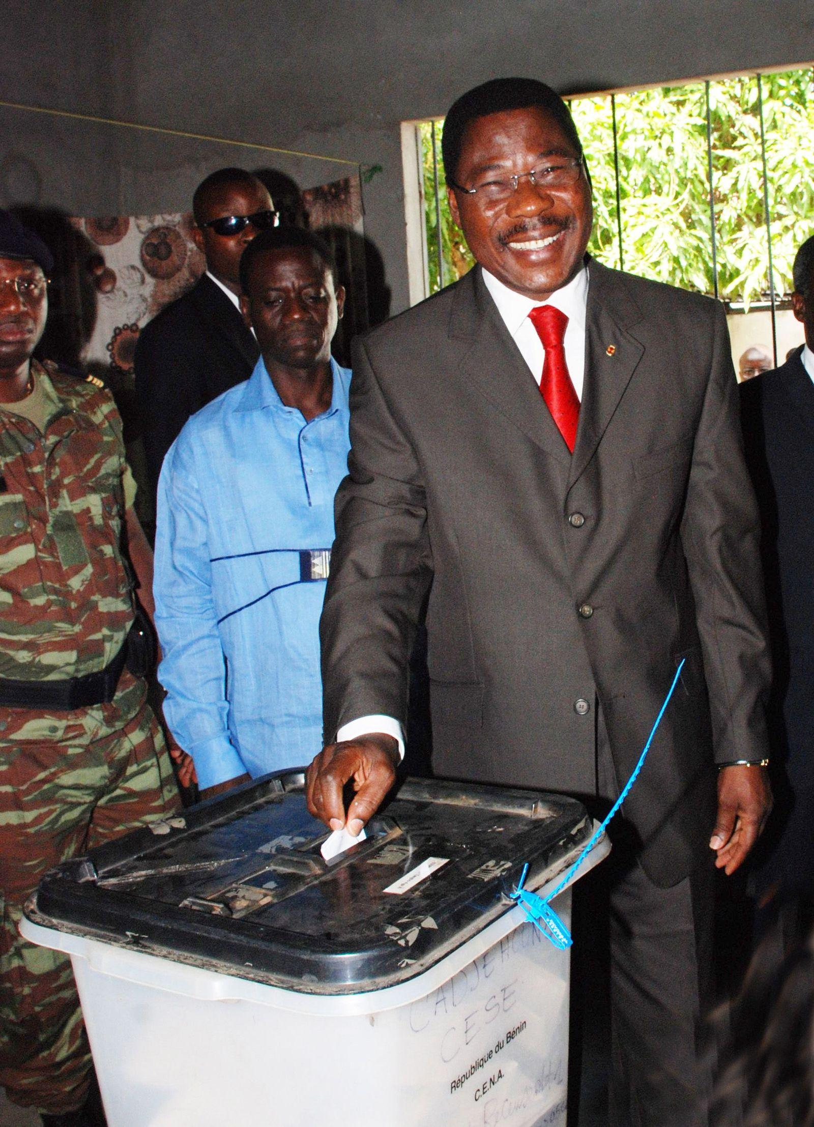 BENIN-VOTE