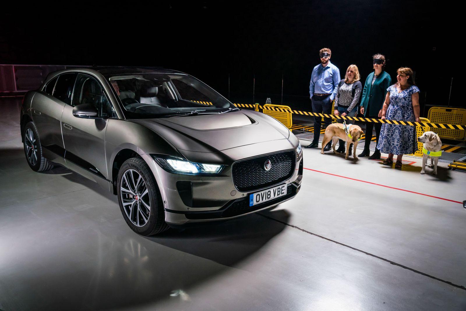E-Auto Sound - Jaguar I Pace