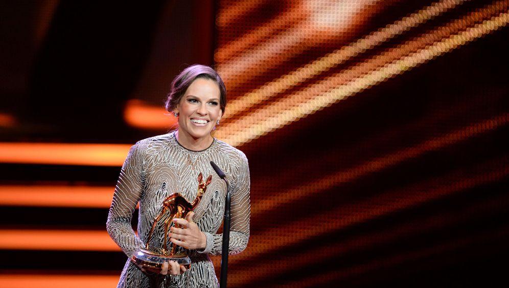 Die Gewinner der Bambi-Verleihung 2015: Danke, danke