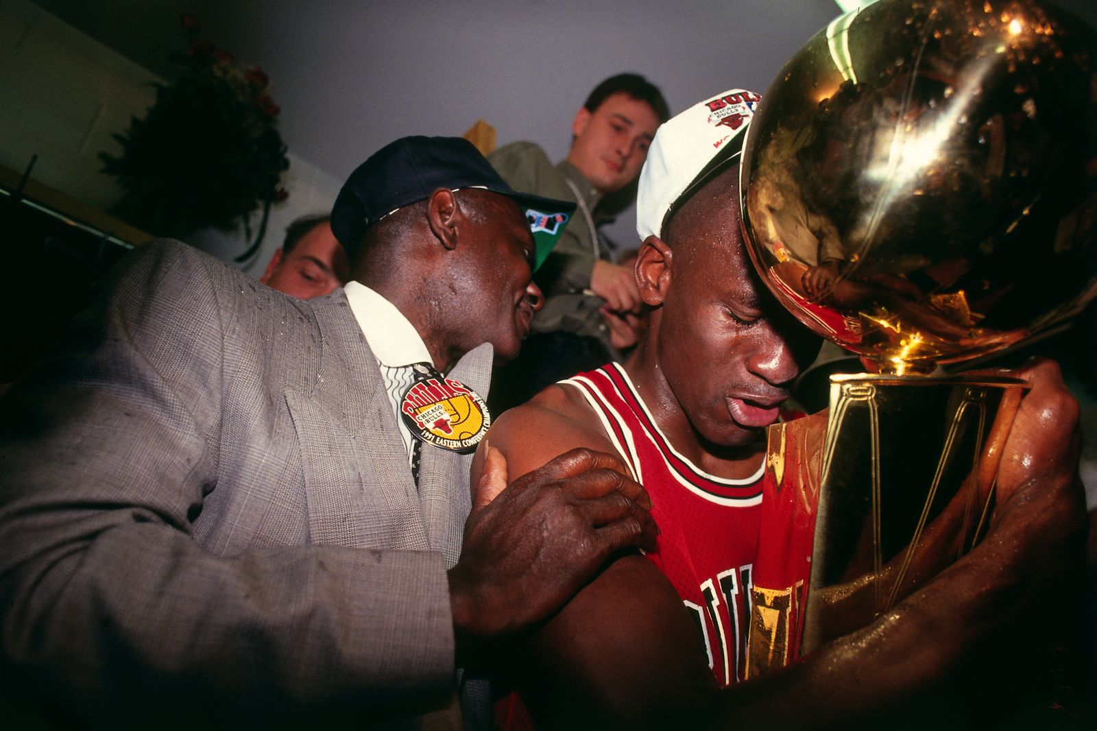 1991 NBA Finals - Game Five: Chicago Bulls v Los Angeles Lakers