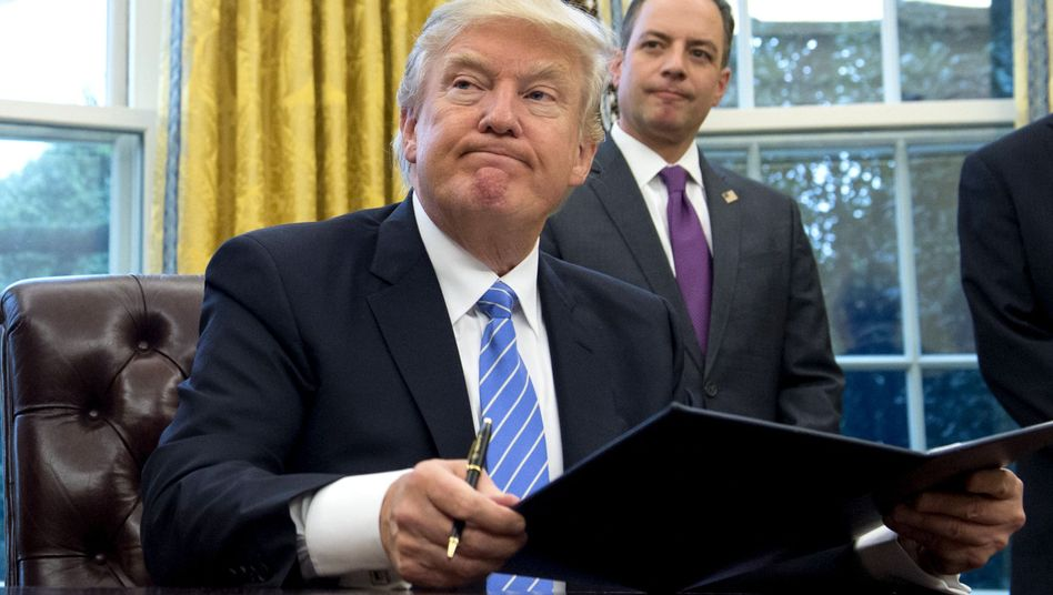 Trump, Priebus