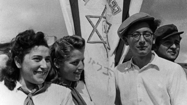 Holocaust-Überlebende und Gründung Israels: Vom Krieg in den Krieg