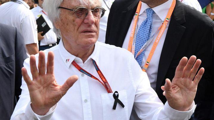 Formel 1: Wer kommt nach Bernie Ecclestone?