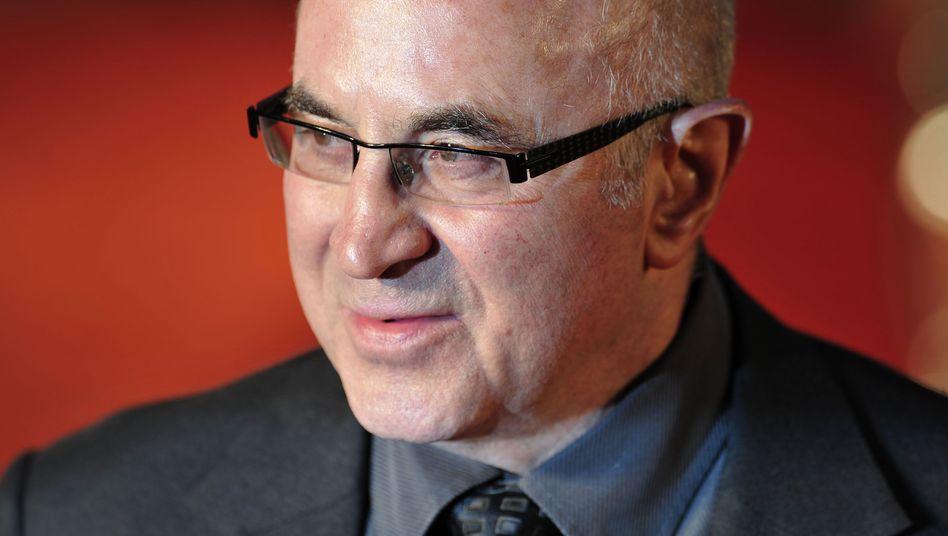 Bob Hoskins im Jahr 2010: Karriereende nach Parkinson-Diagnose