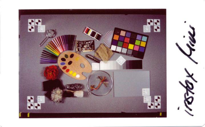 Testfoto der Fujifilm Instax Mini 90 Neo Classic