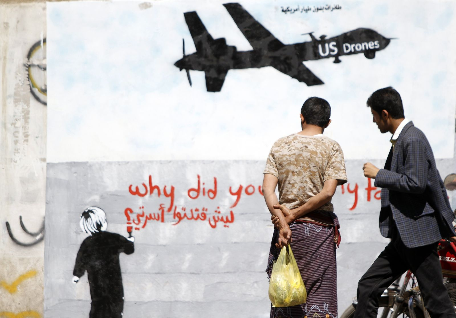 YEMEN-US/DRONES