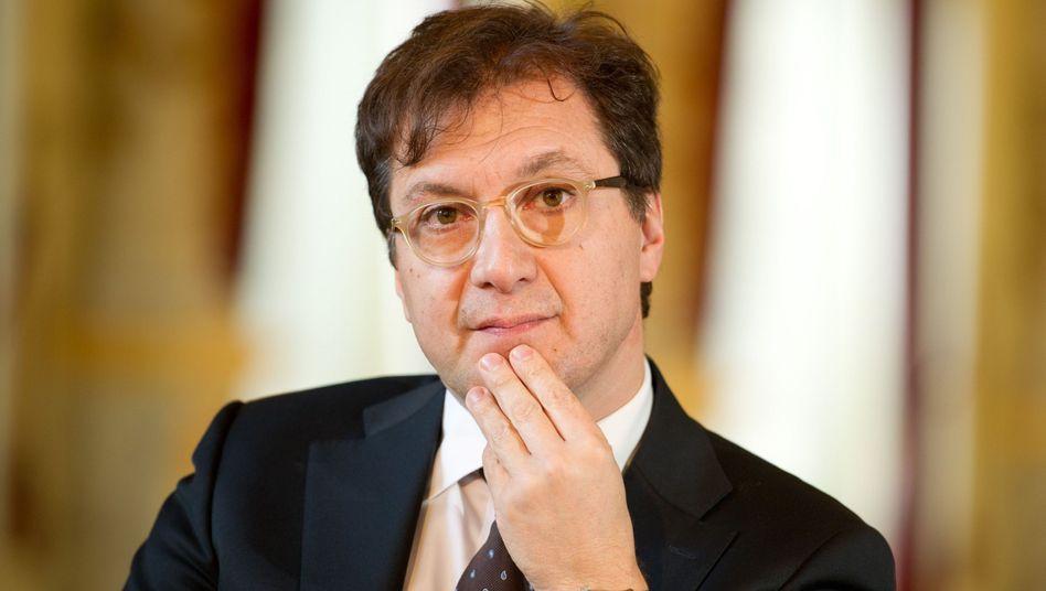 Der Belgier Serge Dorny, designierter und wieder abgesägter Intendant der Semperoper