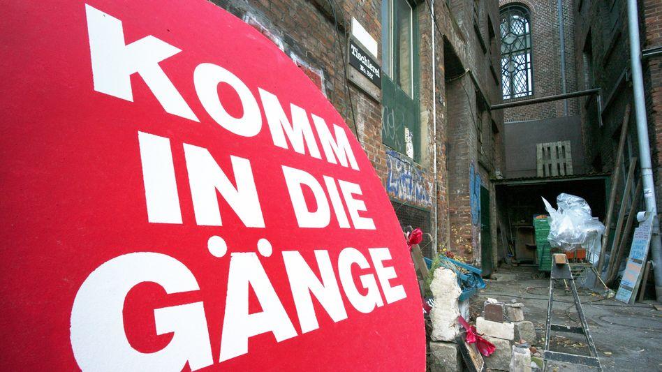 Das Gängeviertel in Hamburg: Andere Ansätze als die Vermarktung der Stadt