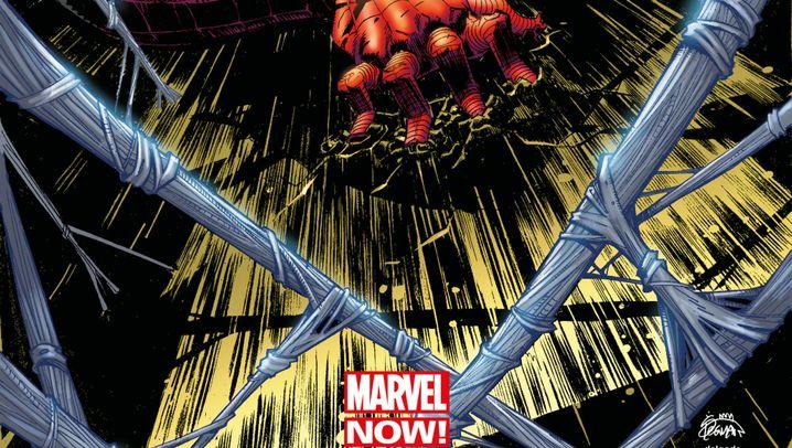 """Marvel NOW!"": Re-Evolution der Superhelden"