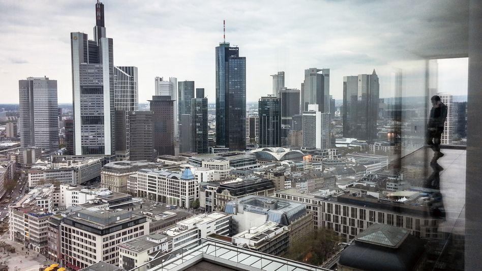 Bankenstadt Frankfurt am Main