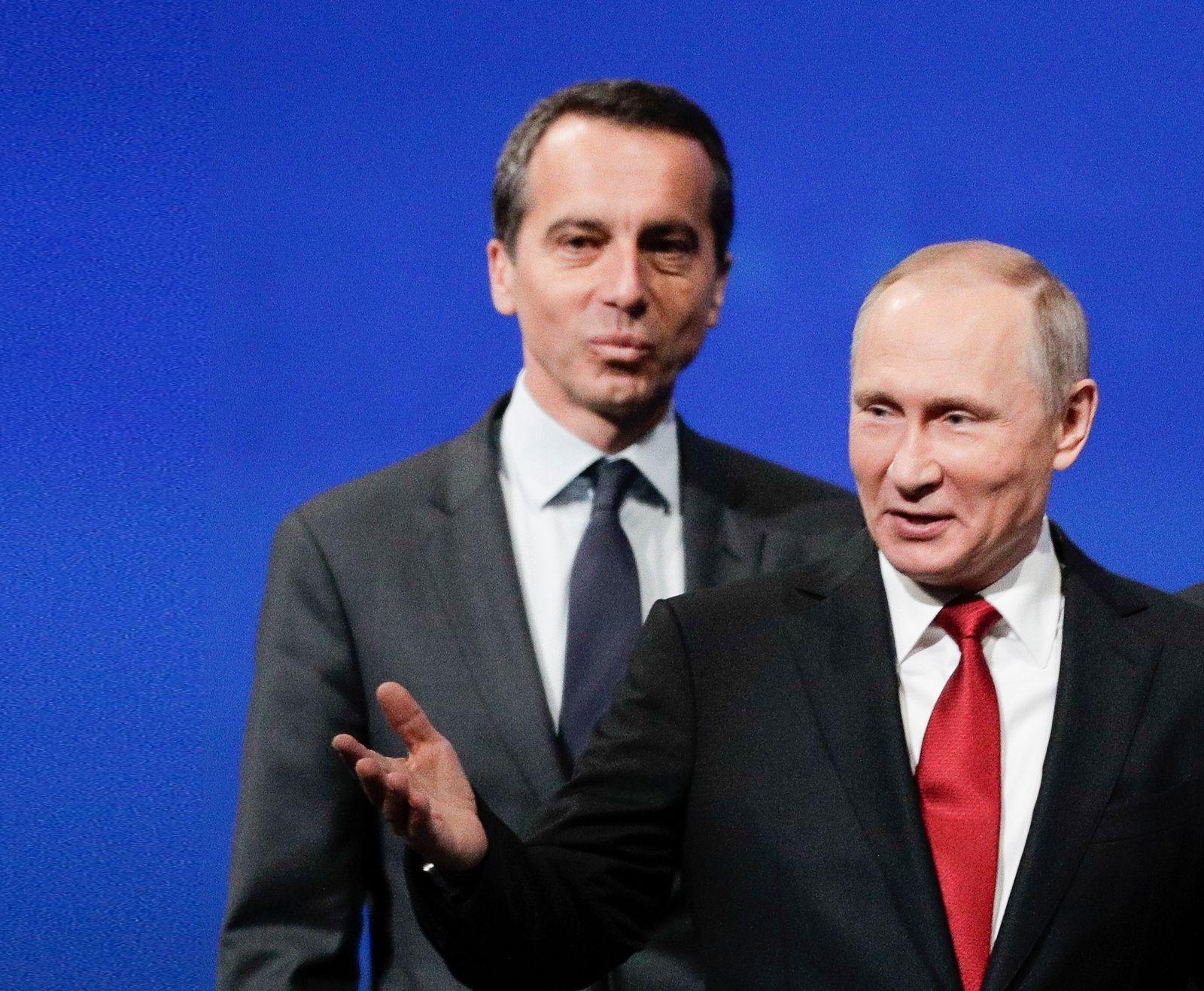 Vladimir Putin / Christian Kerm