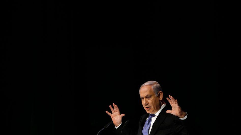 Israels Premier Netanjahu: Krawall auf der roten Linie
