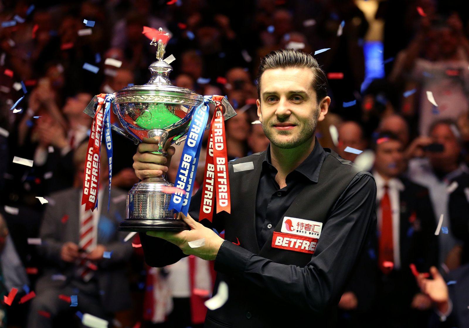 Betfred Snooker World Championships 2017 - Day Seventeen - Crucib
