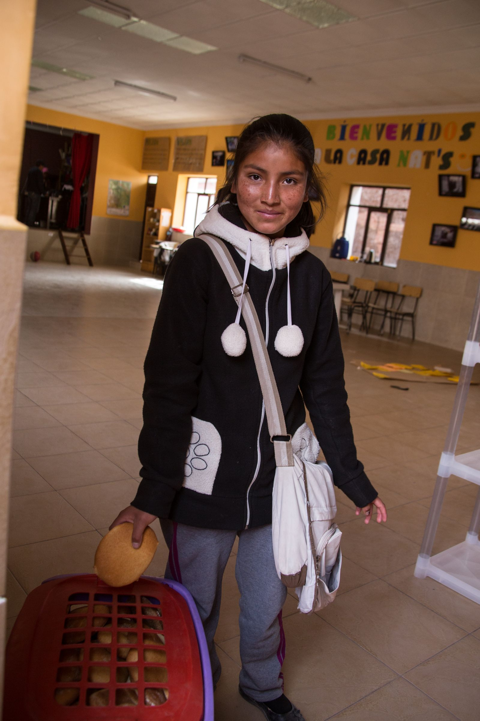Kinderarbeit Bolivien / justina-9049
