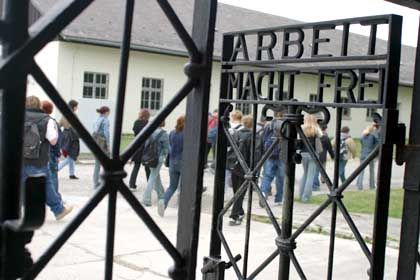 Hundreds of thousands of tourists come to the Dachau concentration camp each year. But do they know what they are getting into?