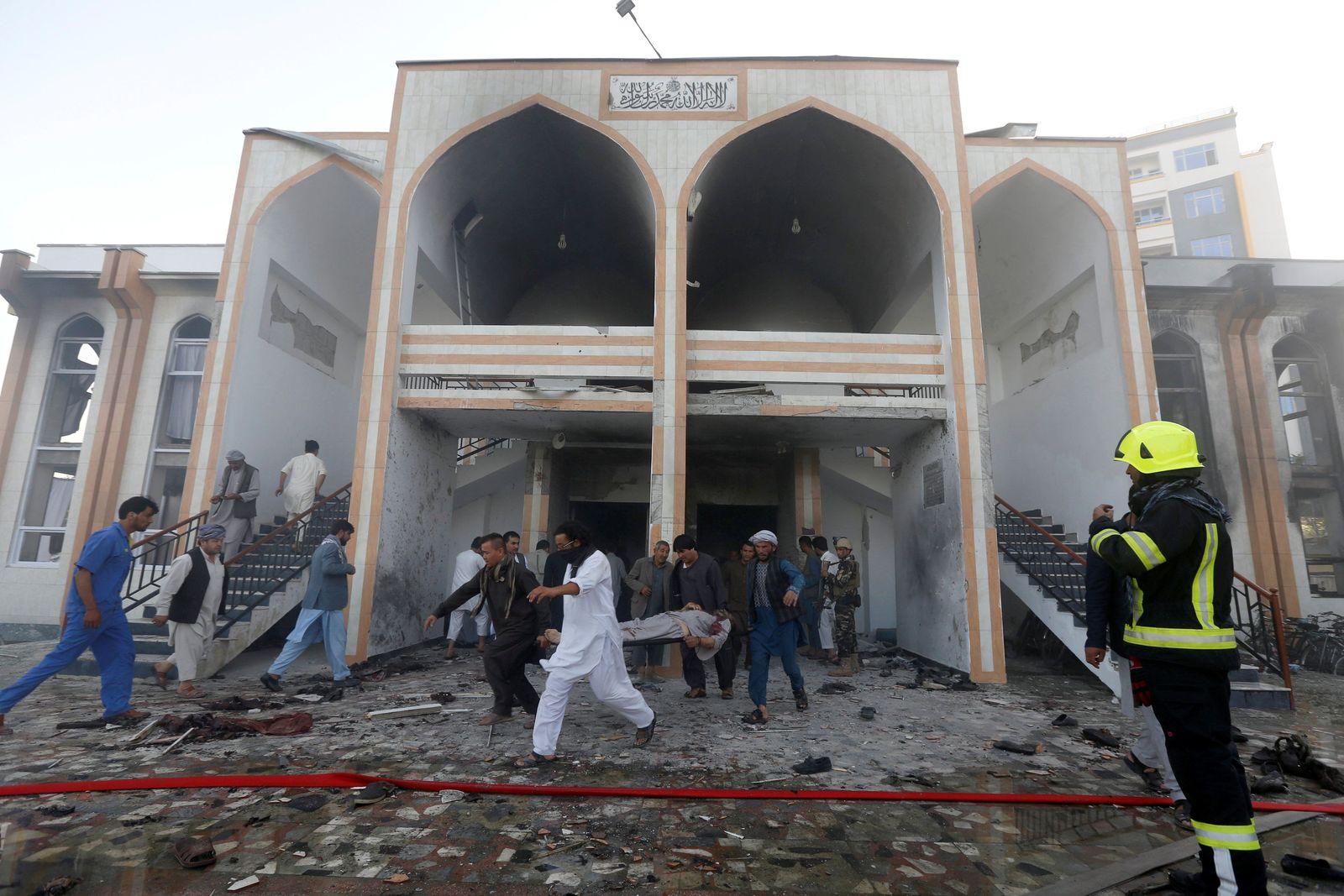 Afghanistan/ Kabul/ Anschlag