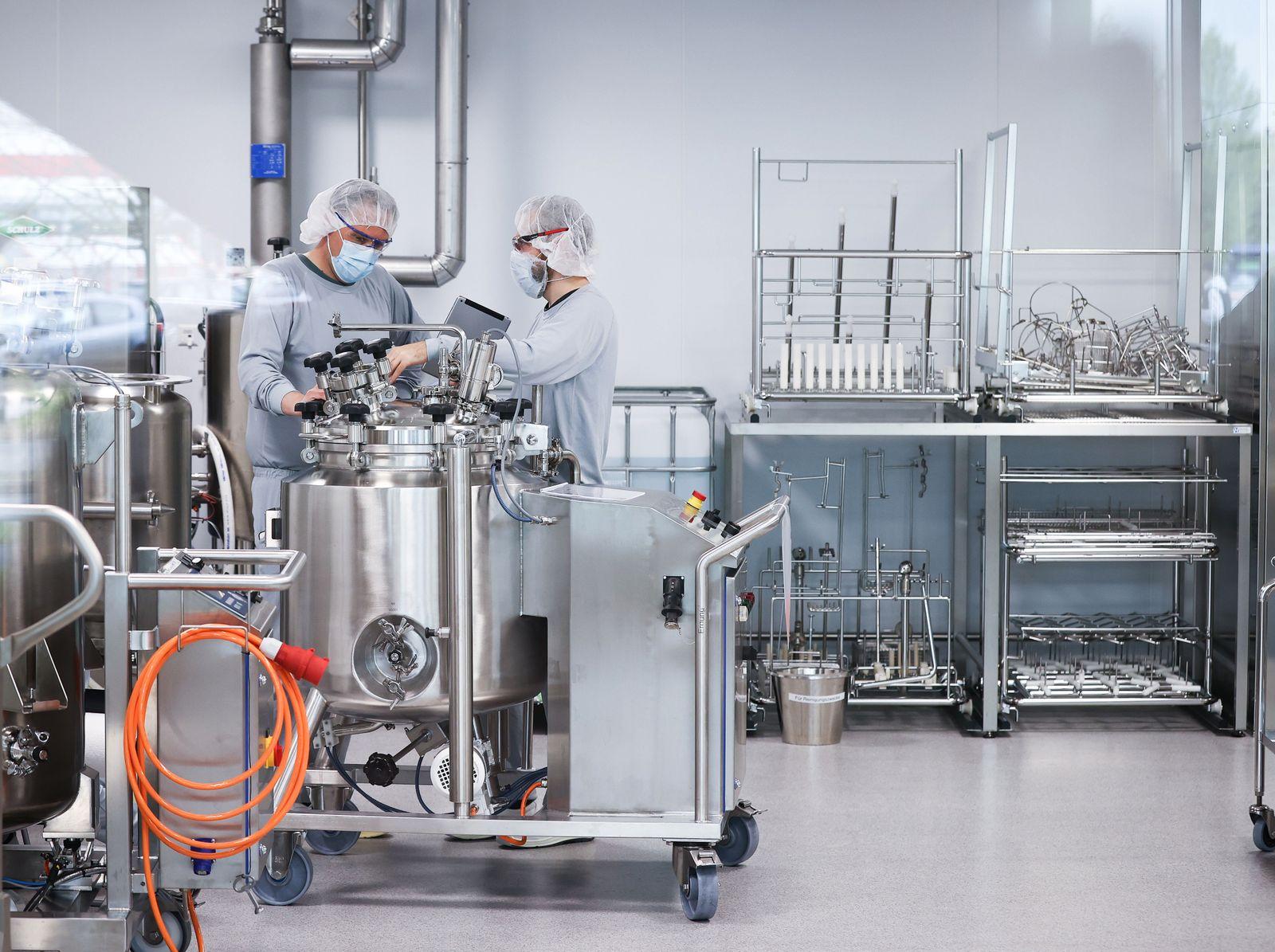 Dermapharm To Produce Pfizer/BioNTech Covid Vaccine