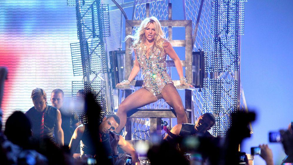 Popmusik gegen Piraten: Abwehrmanöver Britney Spears