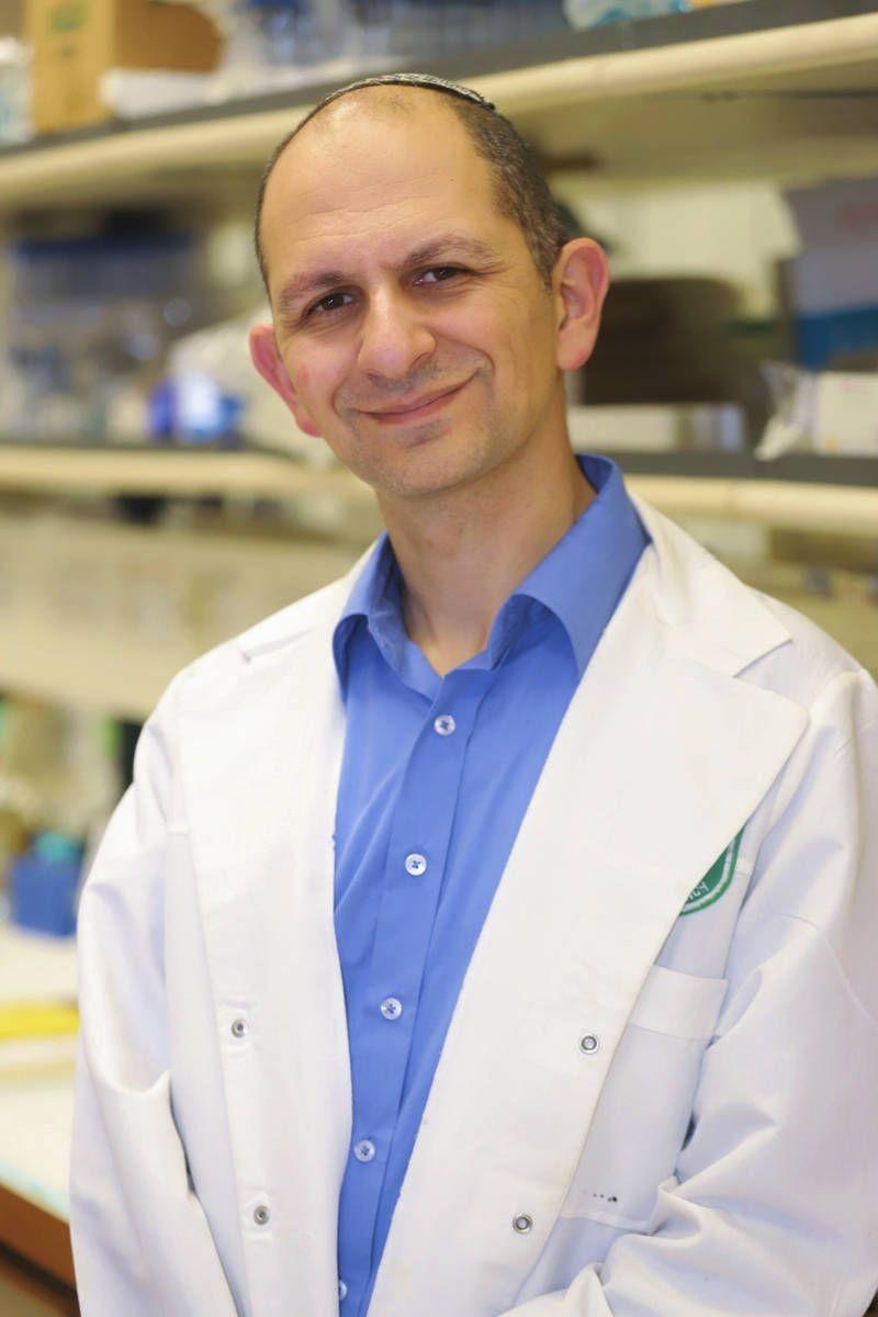 Prof. Cyrille Cohen