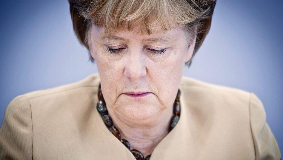 Kanzlerin Merkel »Jeder kämpft für sich«