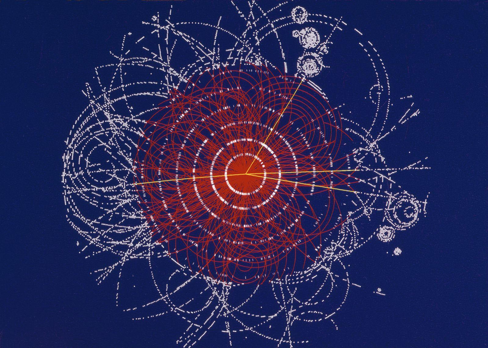 Cern / Higgs Boson / Atlas / WISSENSCHAFT