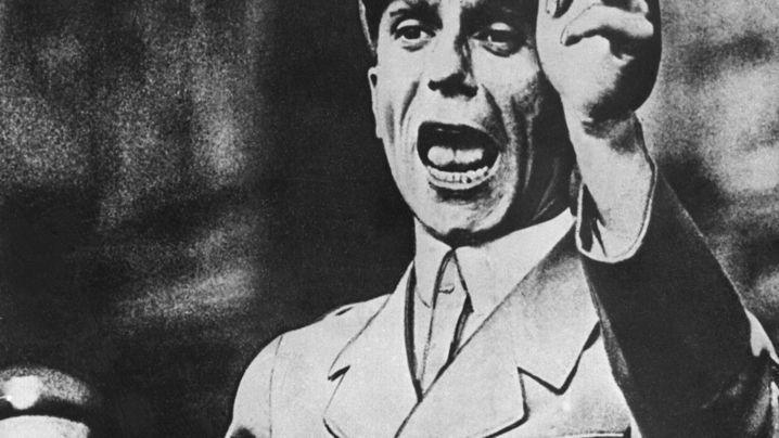 Goebbels' Sportpalastrede: Stiller Staatsstreich