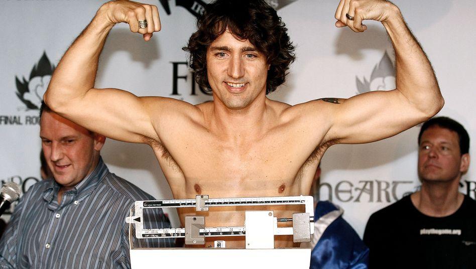 Justin Trudeau (2012)