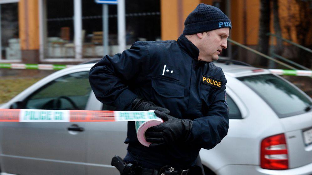 Restaurant in Tschechien: Mann erschießt acht Menschen