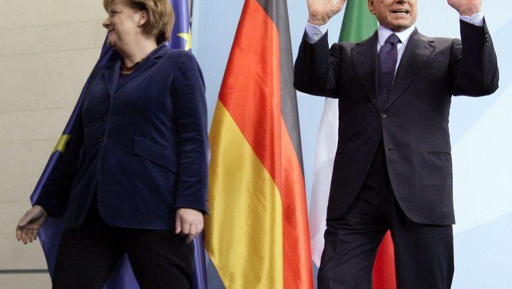 Furcht vor Comeback: Immer wieder Berlusconi