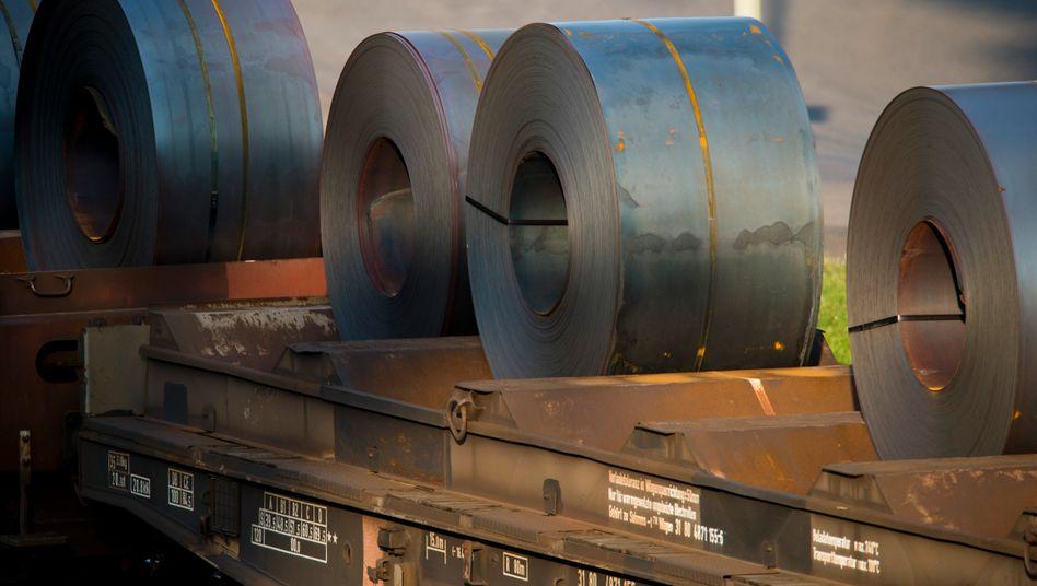 Handelsstreit: USA setzen Strafzölle auf weitere Stahl- und Aluminium-Importe in Kraft