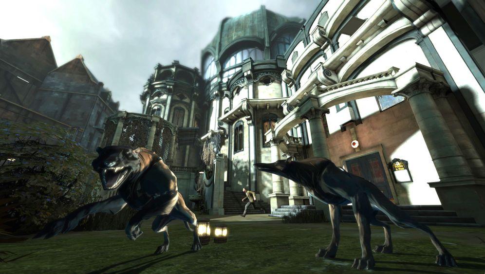 Dishonored: Bluthunde, Bordelle und magischer Wind