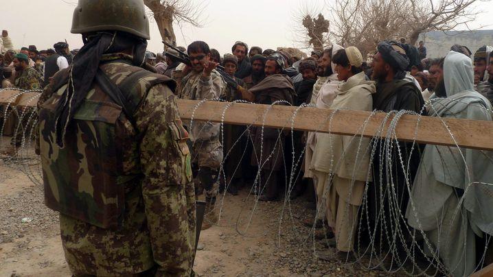 Afghanistan: Taliban schwören Rache für Amoklauf
