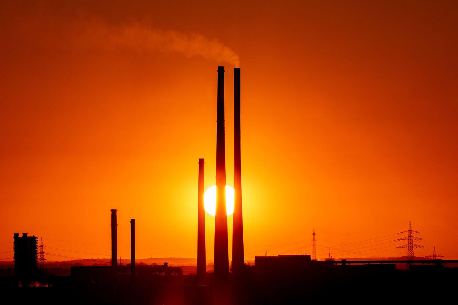Klimawandel Hitze