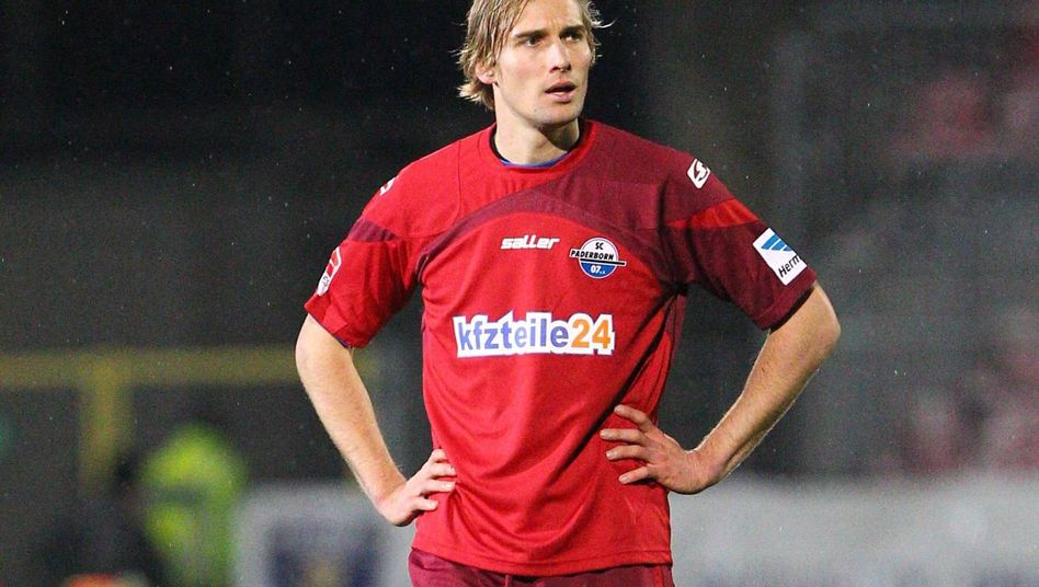 "Fußballprofi Amedick: ""Musste die Szenerie verlassen"""
