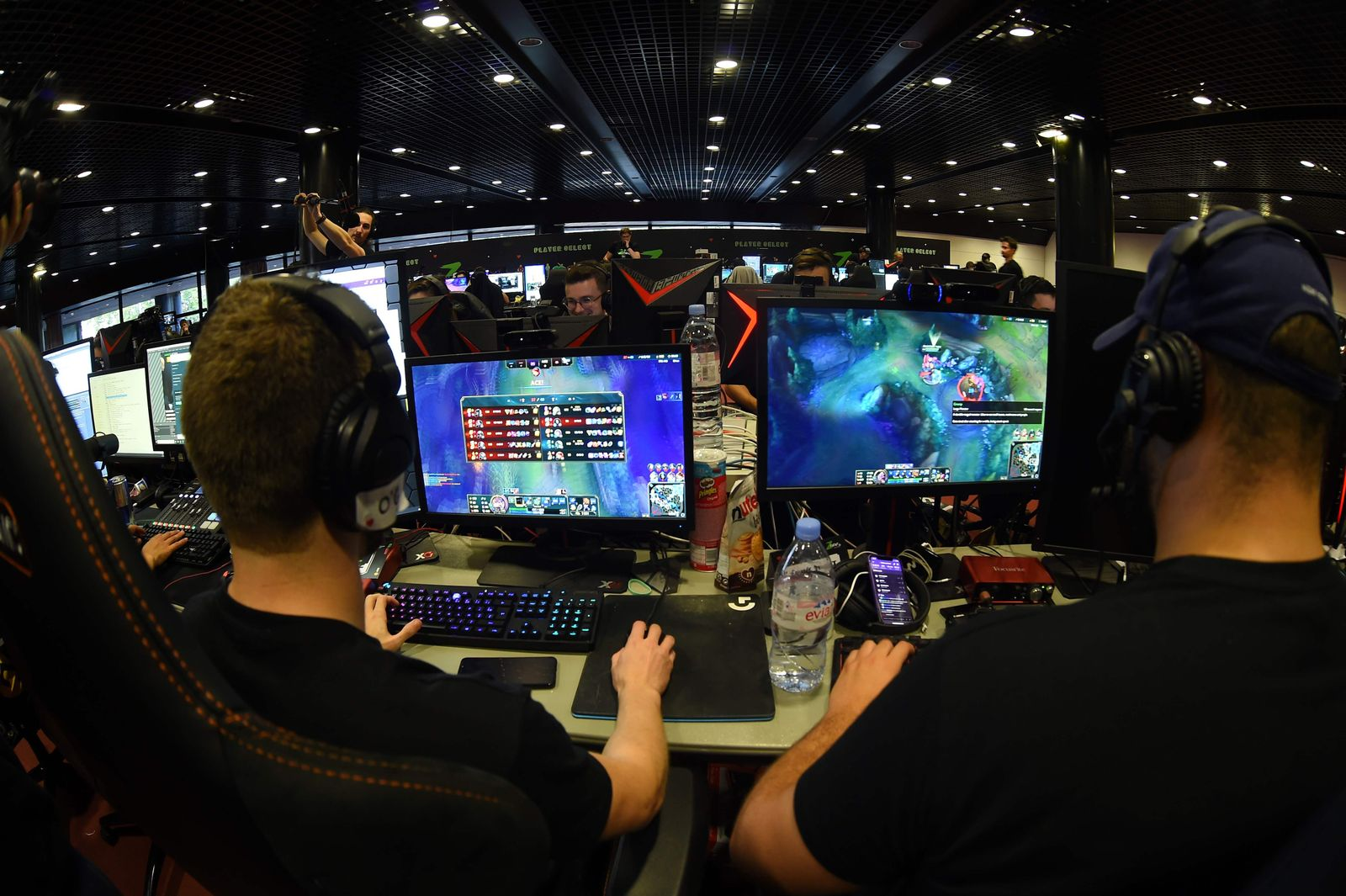 FRANCE-GAMING-LEISURE