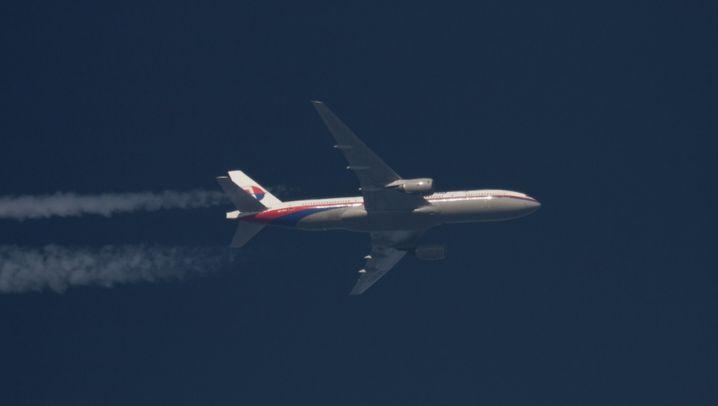 Verschwundene Boeing: Erfolglose Suche nach Flug MH370