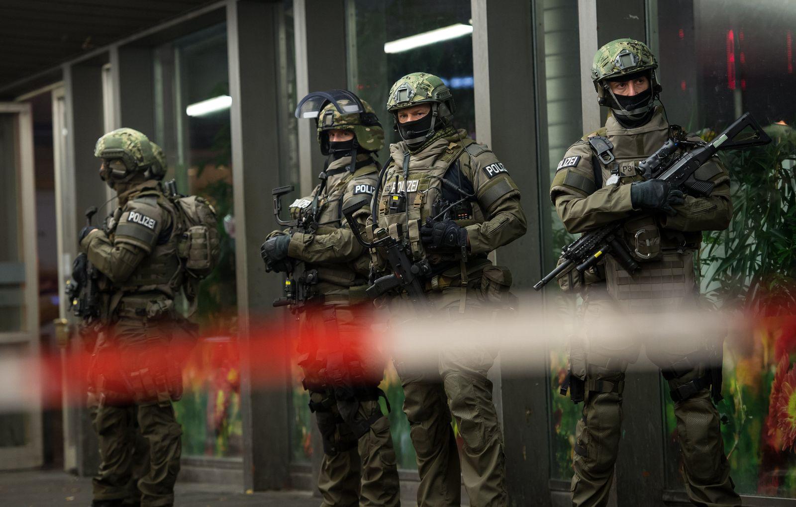 Germany Terror Threat