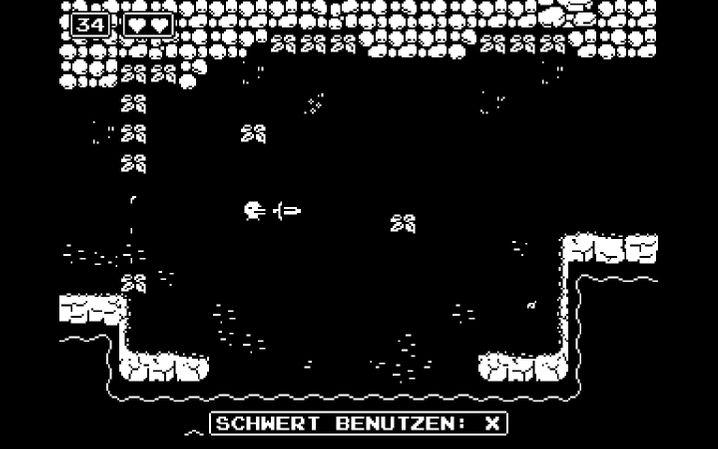 """""""Minit"""": Eines der bekannteren Indie-Spiele aus dem Bundle"""