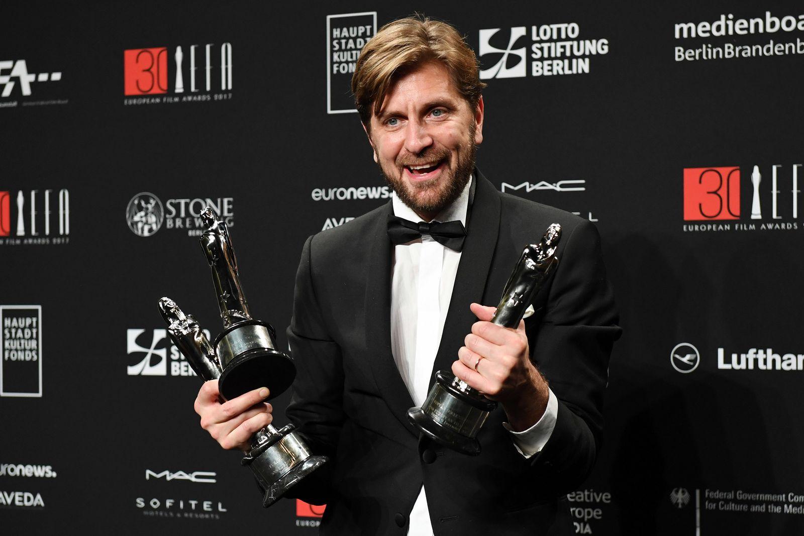 Verleihung 30. Europäischer Filmpreis