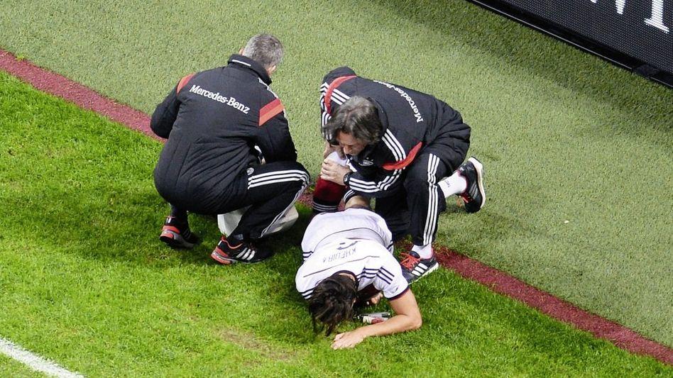 Verletzter Nationalspieler Khedira: Die Leichtfüßigen blühen auf