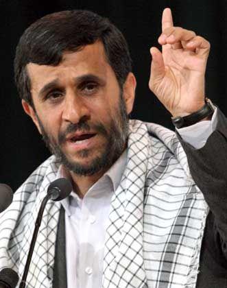 """Ahmadinedschad: """"Brief zur aktuellen Weltlage"""""""