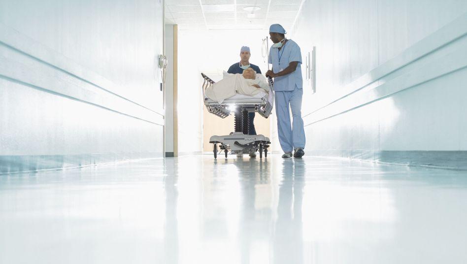 Krankenhaus: Jede fünfte Klinik will künftig weniger Ärzte beschäftigen