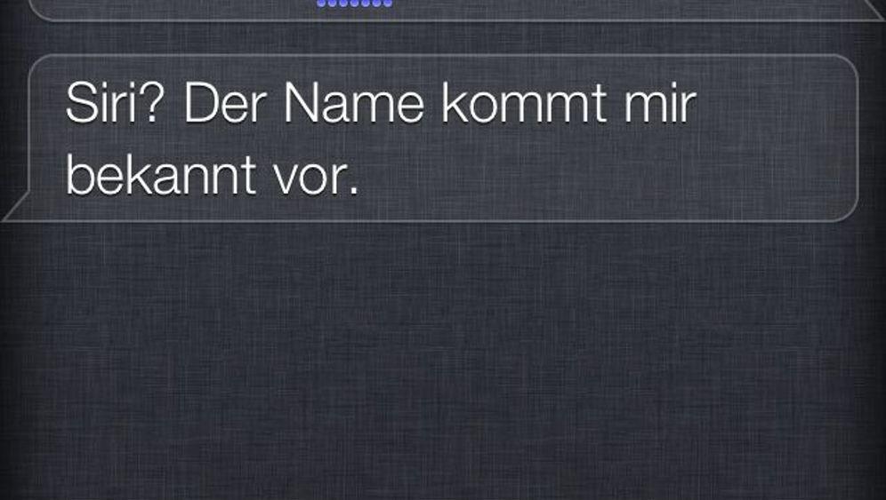 """iPhone-Assistent Siri: """"Ich kenne keine guten Witze!"""""""