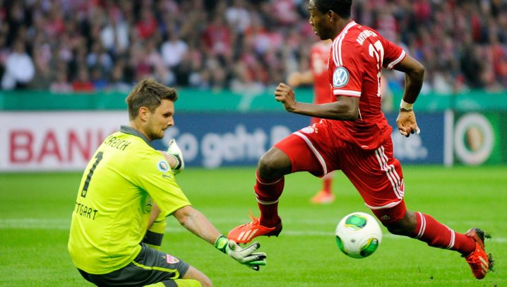 VfB Stuttgart in der Einzelkritik: Harnik übermotiviert, Molinaro überfordert