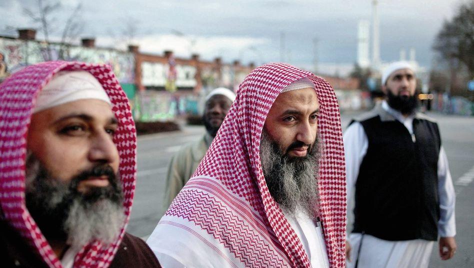 Münchner Imam Scheich Abu Adam (M.): »Mein Urteil ist gerechter als das des Staates«