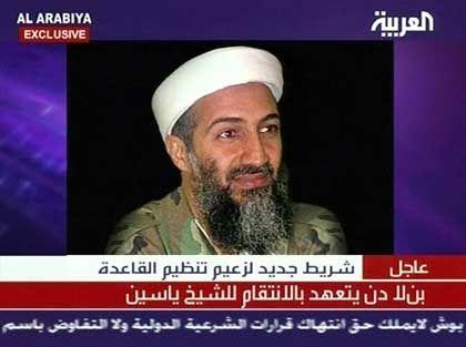 Osama Bin Laden: Kein Waffenstillstand mit den USA