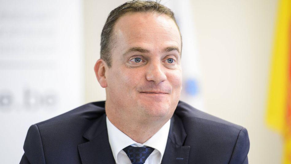 Regionalpolitiker Oliver Paasch