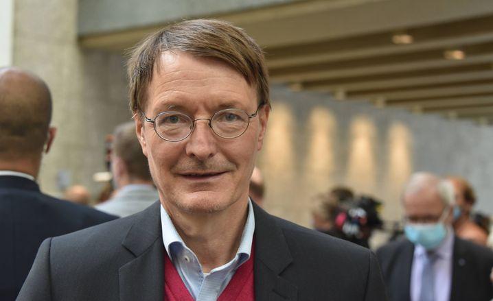 Karl Lauterbach, SPD-Politiker und Mediziner