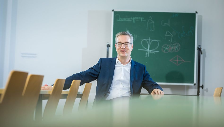 Mathematiker Günter Ziegler